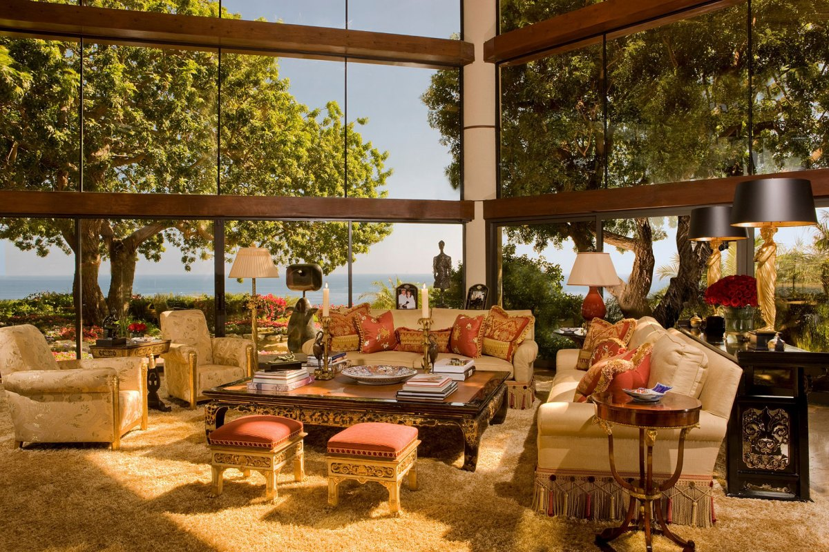 Have $80 Million Sitting Around? Johnny Carson's Malibu Estate Could be Yours